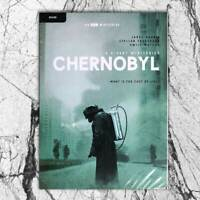 CHERNOBYL : HBO Emmy FYC DVD 2019 Jared Harris Emily Watson First Class Mail