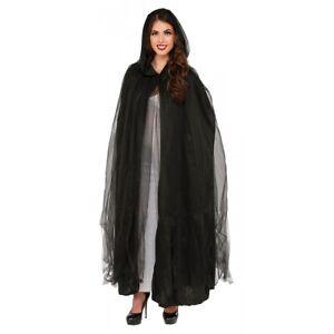 Phantom Cape Costume Accessory Adult Halloween Fancy Dress