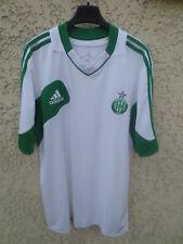 Maillot A.S SAINT-ETIENNE vintage ADIDAS training shirt les Verts maglia M