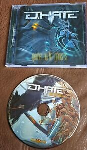 D HATE GAME WITH GHOSTS   2011  CD THRASH / GROOVE  METAL