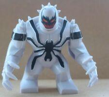 Marvel Super Heroes Anti Venom Mini Figura Los Vengadores, Spiderman, Batman, ajuste Lego