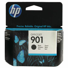 HP 901 HP901 Genuine Original [CC653AE) Black Ink Cartridge OfficeJet JULY/2019