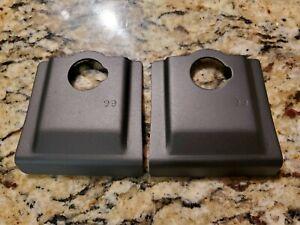 4x (*2 PAIR*) Yakima Q99 clips
