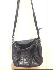 ALEXANDER WANG Studded Rocco Bag Leather PREOWNED !!! LUCLEV
