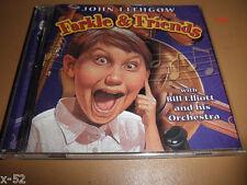 JOHN LITHGOW cd FARKLE & FRIENDS kids music BEBE NEUWIRTH bill elliott orchestra