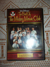 The Best Of The Mickey Mouse Club (DVD, 2005) Like New