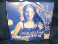 Susan Weinert Band – Triple Talk Live