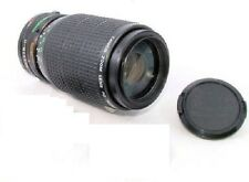 Canon FD 75~200mm F/4.5 Macro Zoom Lens A1 AV-1 AT-1 AE1 AE-1 Program T-50 T70