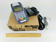 Verifone Omni 3740 Phone Credit Card Pos Point of Sale Machine Terminal power