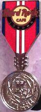 Hard Rock Cafe LONDON 2013 HRC GAMES Rita Medal PIN #2 of 2 LE 800 - HRC #69300