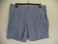Men's Chambray Covington Casual Shorts. Size  44. 100% Cotton.