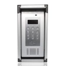 200 Way GSM intercom For Door Gate Access Control RFID Keypad - UK DISPATCH
