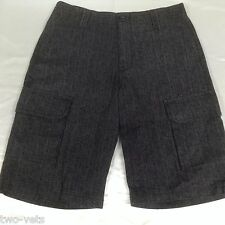MENS SHORTS SIZE 30 CARGO SHORTS  BY ROUTE 66 FREE SHIPPING