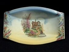 "Vintage Lancasters Ltd ""Home Sweet Home"" with Crinoline Lady, Small Pin Dish"