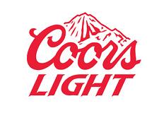 Coors Light Stencil - A5 Reusable Mylar