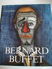 BERNARD BUFFET - Y. LE PICHON - M.GARNIER - 2 VOLUMES 1986.