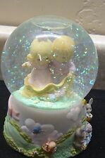 Collectible Precious Moments Musical Water Globe #149