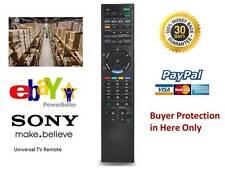 REMOTE CONTROL FOR SONY BRAVIA TV RM-GD028 RM-GD024 RM-GD025 RM-GD029 NoSetUp