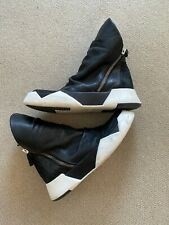 Original Cinzia Araia High Top Leder Sneakers Gr. 41 in Top Zustand