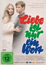 LIEBE IST NUR EIN WORT (DVD) - VINZENZ KIEFER, JÜRGEN SCHORNAGEL -  DVD NEU