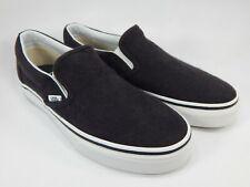 Vans Classic Slip On Size 7 M EU 37 Women's Cotton Hemp Skate Shoes VN-0A38F7QCV