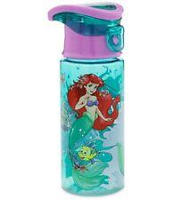 New Disney Store Ariel The Little Mermaid Water Bottle