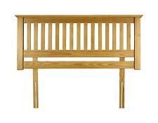 Julian Bowen Barcelona Solid Wood Shaker Pine Headboard King Size 150CM 5FT
