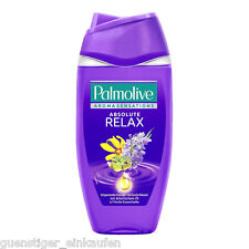 (11,16€/L) 250ml Palmolive Aroma Sensations Absolute Relax Duschgel Entspannung