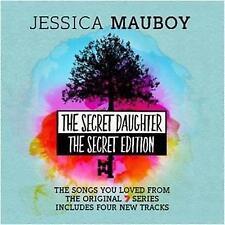 JESSICA MAUBOY THE SECRET DAUGHTER Secret Edition 4 Extra Tracks CD NEW