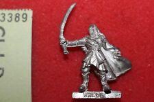 Games Workshop Lord Of The Rings Haldir with Sword Metal LoTR Lothlorien Elves