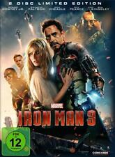 Iron Man 3 - Cine Collection - Steelbook  [LE] [2 DVDs] (2013) neu + OVP