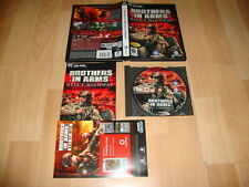 BROTHERS IN ARMS HELL'S HIGHWAY DE UBISOFT PARA PC USADO COMPLETO