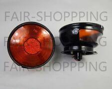 Rear Combination Tail Light Amber for Willys Jeep CJ3 CJ5 CJ6 CJ2A CJ3A CJ3B