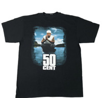 New! Vintage 50 Cent 'In a Lake T-Shirt Tee Size S M L 234XL PP741