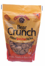 Bear Crunch Grain Free Treats For Dogs Natural Crunch Wholesome Chicken 8oz