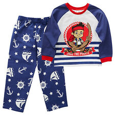 NWT Disney Jake and the Neverland Pirates Licensed Boys Pyjamas Size 4 or 6