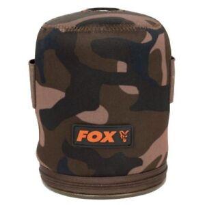 Fox Camo Neoprene Gas Cannister Cover clu391