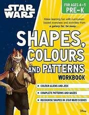 Star Wars Workbooks - Pre-K Shapes, Colours and Patterns by Scholastic Australia (Paperback, 2016)