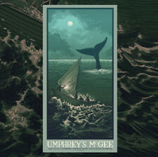 Umphrey'S Mcgee Concert Gig Poster 2019 - New