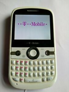 Huawei G6620 White / Pink Mobile phone with QWERTY keyboard
