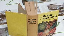 ODETTE DORY / LA CUISINE DE CHEZ NOUS  / 1956