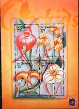 GAMBIA 2003 5064-5079 Block 652-53 Orchideen Orchids Blumen Flowers Flora MNH