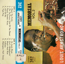 K 7 AUDIO (TAPE)  LOUIS ARMSTRONG  *MACK THE KNIFE*  (MADE IN JAPAN)