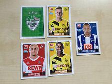 Topps Bundesliga Sticker 2014/2015 von Penny