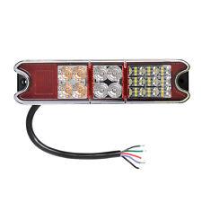 LED Rückleuchte f. Anhänger, 5 Funktionen, 192 x 51 mm, 21 LED