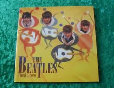 The Beatles - Real Love - 36-page black & white book