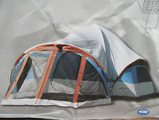 HUGE Wenzel Suisse Sport 17x15 Family Camping Tent Sleep 6 Screened Front Porch