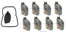 8-Liters Fuchs Automatic Transmission Fluid OE Spec 236.14 & Filter Kit