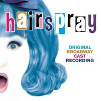 Hairspray (2002 Original Broadway Cast) - Music CD -  -  2002-08-13 - Sony Class