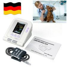 tragbar Veterinär Blutdruckmonitor 6-11cm kleine Manschette Tierarzt Tier 08A